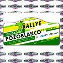 Pegatina Rally Ciudad de Pozoblanco 2019