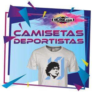 Camisetas Deportistas