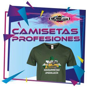 Camiseta Profesiones