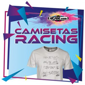 Camisetas Racing