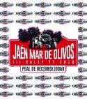 Pegatina TT Rally Mar de Olivos Jaen 2018