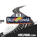 Pegatina Rally de España 2014