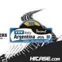 Pegatina Rally Argentina 2018