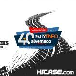 Pegatina Rally Villa de Tineo 2021