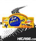 Pegatina Rally du Cocido 2019