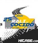 Pegatina Rally du Cocido 2021