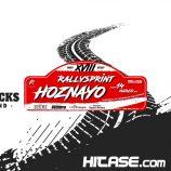 Pegatina Rallysprint Hoznayo 2020