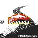 Pegatina Rally Ciudad de Granada 2021